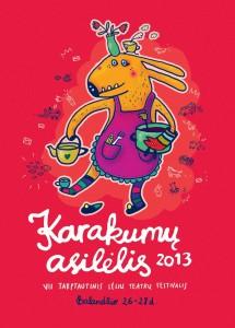 festivalis Karakumu asilelis Klaipeda