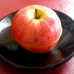 supjaustytas nesupjaustytas obuolys