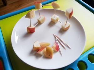 obuolių architektūra