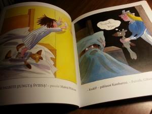 Mažoji Princesė lietuviškai